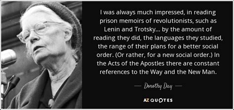 Buku The Highest Call To End The Journey dorothy day quote i was always much impressed in reading