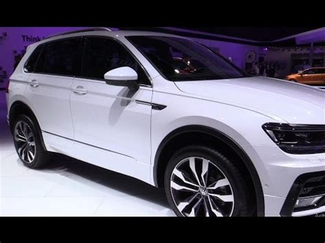 2018 volkswagen tiguan allspace sel exterior and interior