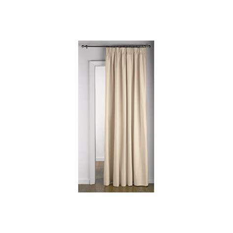 cream door curtain buy home thermal door curtain 168x212cm cream at argos