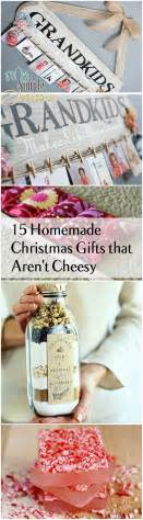 diy gifts 15 homemade christmas gifts that aren t cheesy