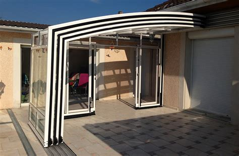 veranda amovibile installations de v 233 randas pergolas abris lamatec