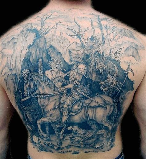 woodcut tattoo durer woodcut i don t usually gush ink but