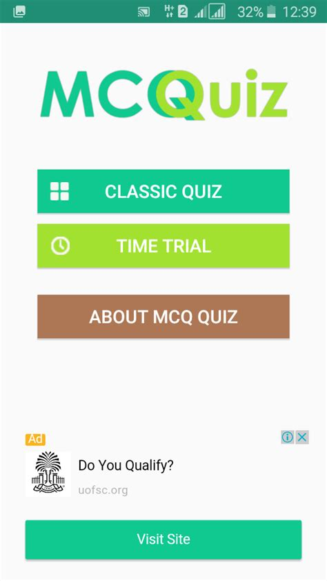 Android Quiz App by Mcq Quiz Android Offline Quiz App By Medialablk Codecanyon