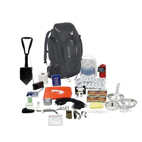 survival gear kits minuteman 1 person emergency kit