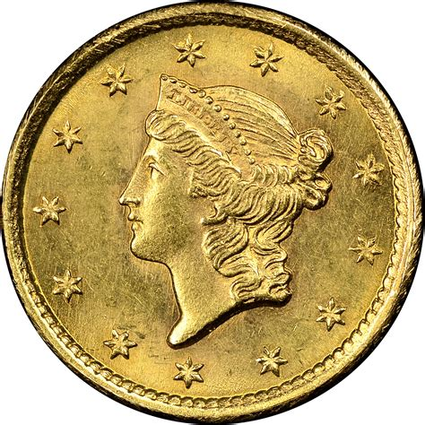 gold dollar 1849 1889 gold dollars ngc
