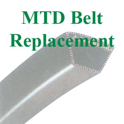 V Belt Mesin Cuci M 275 v 754 0428a replaces mtd belt 5 93