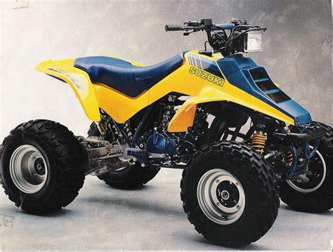 Suzuki Atv History Atv Facts And History About Atv