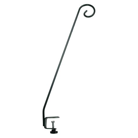 shop woodlink bird feeder deck hook at lowes com