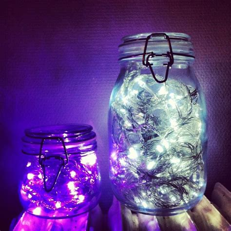 Fun Ways You Can Re Use Christmas Lights For The Love Of How To Make Jar String Lights