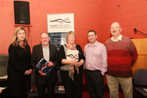 kildare council launch gis planning celbridge isp 2016 2020 celbridge community council