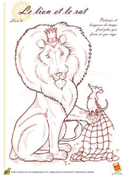 film le lion et le rat 1000 images about fables de la fontaine et po 233 sie on