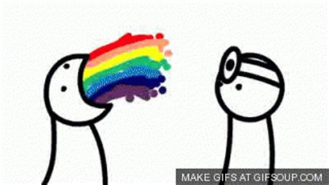 10 of the best rainbow gifs for celebrating marriage