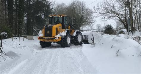 snowfall status whatapp status orange snow and warning extended to monday kilkenny
