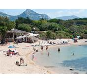 Arinella/Lumio Beach In Balagne France With Ratings