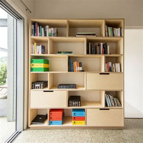 17 of 2017 s best plywood bookcase ideas on