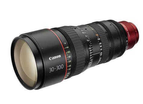 Which Canon Lenses Are Frame Compatible - canon announces seven ef cinema lenses digital