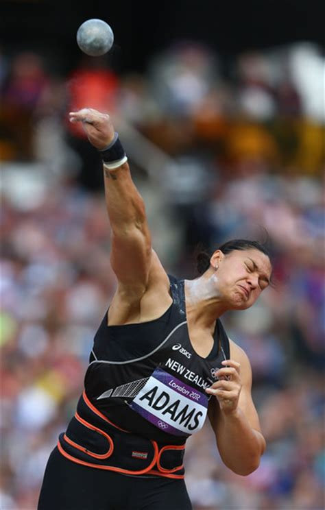 putter shot valerie adams new zealand valerie adams pictures olympics day 10 athletics zimbio