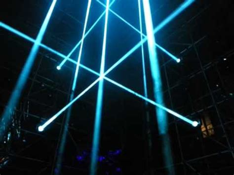 Light Dubstep by Light Show Based On Dubstep Glow Eindhoven