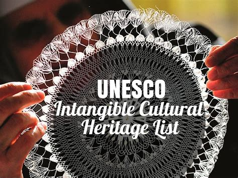 what is intangible cultural heritage intangible croatian culture unesco intangible cultural heritage