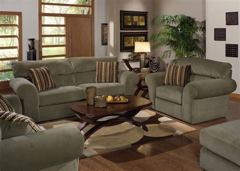 colors that go with sage green couch jackson mesa sofa set jf 4366 set at homelement com