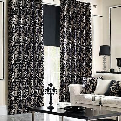 black and white drapery panels creative black and white curtains 2016