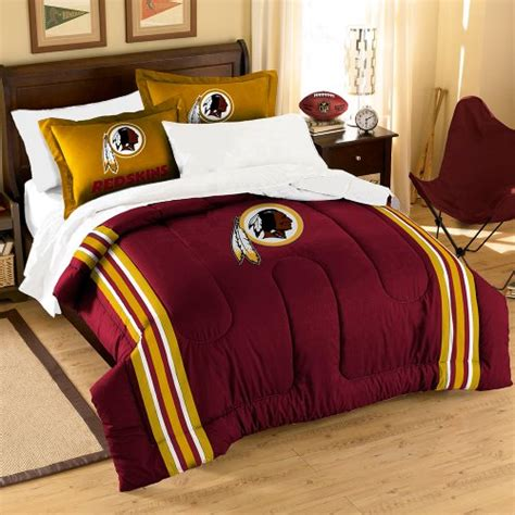 Washington Redskins Bedding Sets Price Compare Redskins Bed Set
