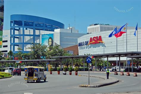 Eighty Percent Of Worlds Largest Malls In Asia by Panoramio Photo Of Sm Mall Of Asia