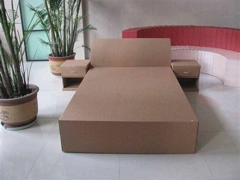 Bett Aus Pappe Selber Bauen m 246 bel aus pappe 75 originelle vorschl 228 ge