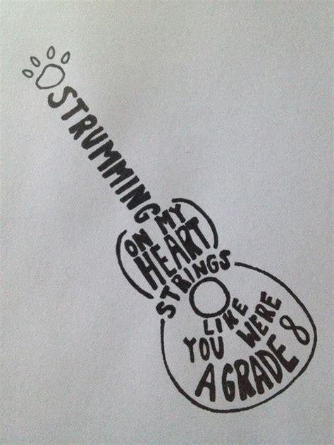 ed sheeran tattoo drawing grade 8 ed sheeran quotes