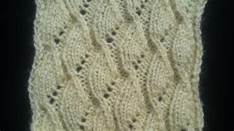 diamond shaped knitting pattern diamond shape knitting pattern youtube