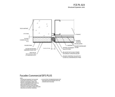 Roof Deck Plan Foundation gypsum board eifs details amp specifications