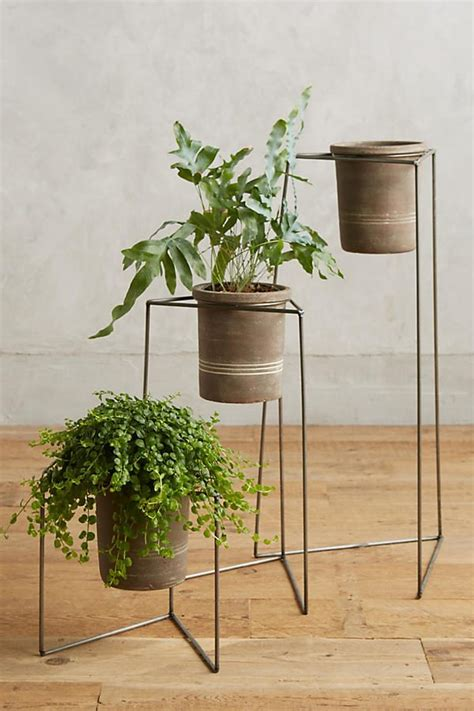 Stand Planter 42 unique decorative plant stands for indoor outdoor use