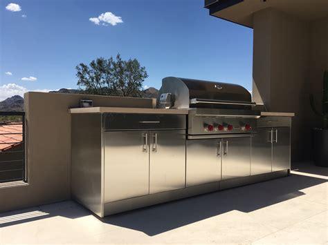 stainless steel outdoor stainless steel outdoor kitchens steelkitchen