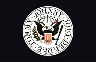 Ramones ramones logo vector t shirts