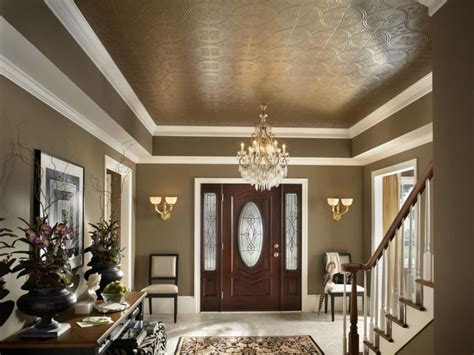 Entryway Ceiling Ideas 56 Beautiful And Luxurious Foyer Designs Page 6 Of 11