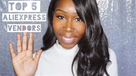 best vendor to buy hair from ali express top 5 best aliexpress hair vendors hair review youtube