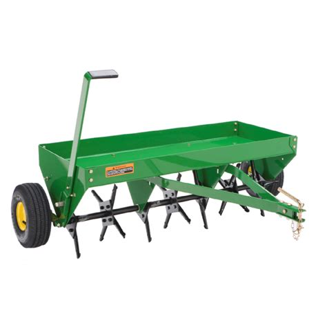 home depot deere paint shop deere 40 in aerator at lowes