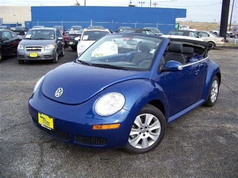 2008 Volkswagen Beetle Convertible by Convertible Volkswagen New Beetle Sherman Oaks Mitula Cars