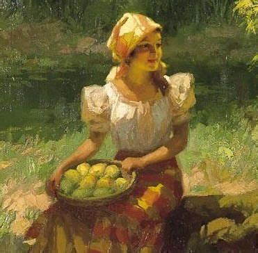 angelus paint in philippines the by fernando amorsolo paintings