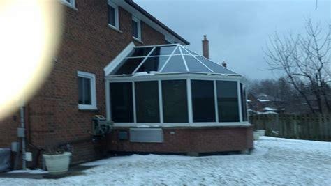 design build  repair leaking sunrooms solariums