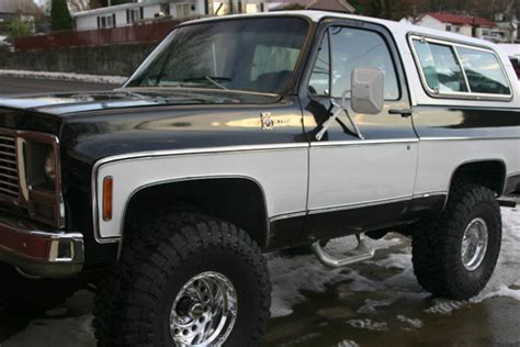 Driver Blazer X10 1979 k5 blazer