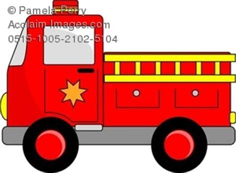 cartoon fire truck clipart & stock photography | acclaim