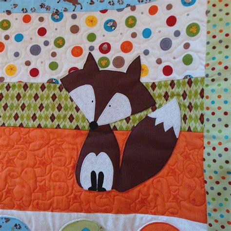 edredon vs colcha fox lap quilt quilts colchas mantas patchwork