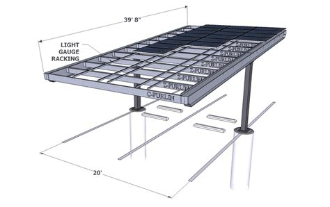 House Floor Plan Layouts by Solar Single Column Double Carport Structures Corp