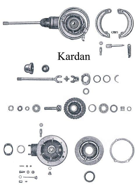 Awo 425 Kardan by Ersatzteile F 252 R Awo Sport 425s Ddr Motorrad De