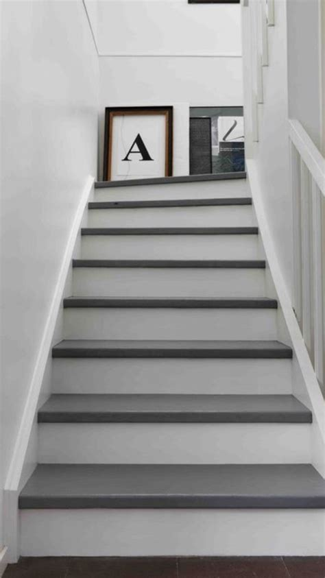 best paint for stair treads paint type for staircase treads
