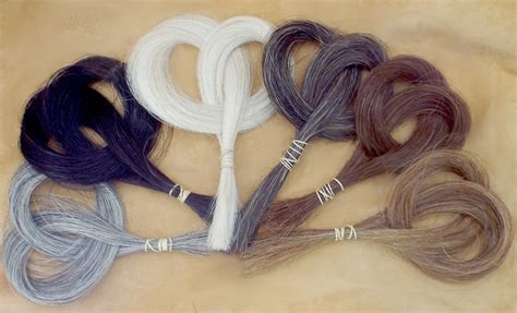 popular items for natural hair color on etsy natural bulk horse hair natural colors natural horse hair