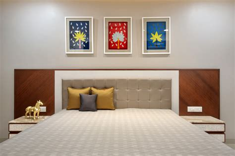 Bedroom Furniture Vadodara 3 Bhk Flat Interiors The Oak Woods Vadodara Studio7