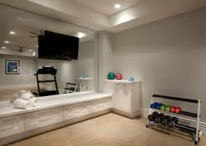 home exercise room decorating ideas startling full wall mirrors home gym decorating ideas