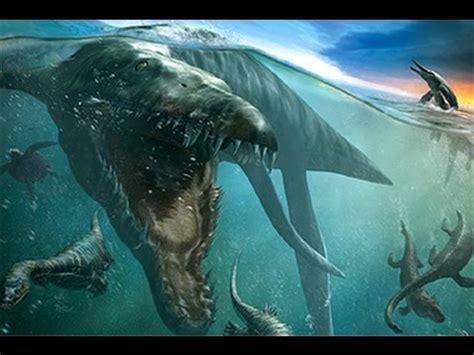 world's creepy sea monsters 2 youtube
